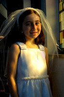 Tori's First Communion